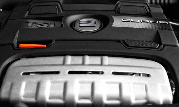 Seat Ibiza Cupra 2013 motor
