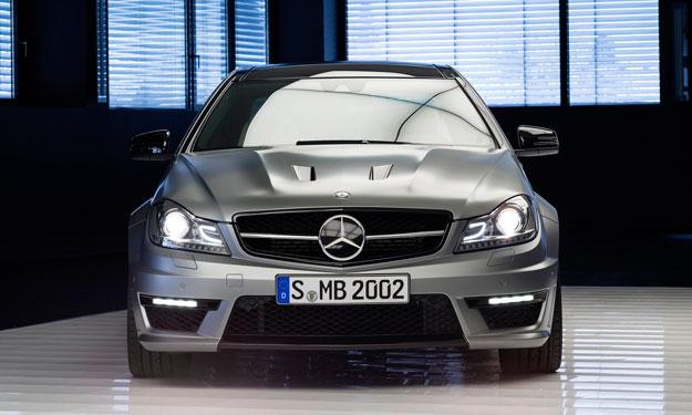 Mercedes C63 AMG 507 Edition ópticas