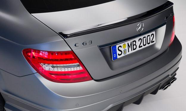 Mercedes C63 AMG 507 Edition zaga
