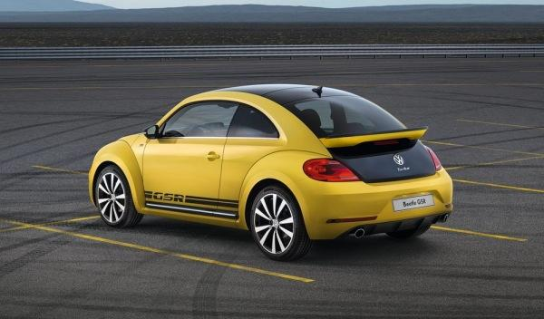 Volkswagen Beetle GSR perfil