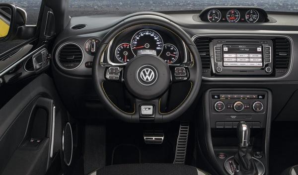 Volkswagen Beetle GSR volante