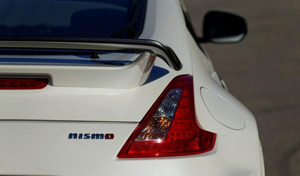 Nissan 370Z Nismo detalle
