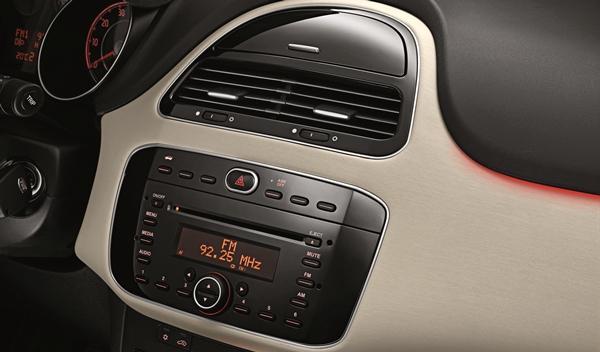 Fiat Linea 2013 consola