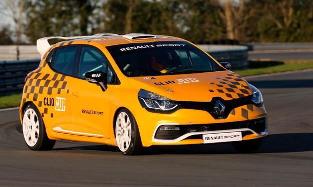 Renault Clio RS 200 EDC carreras