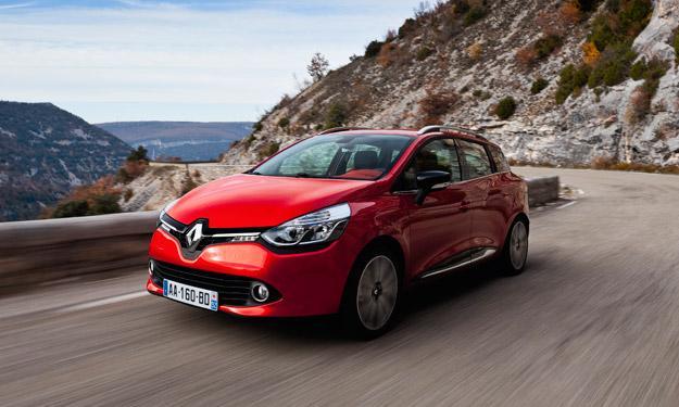 Renault Clio Estate 2013 venta