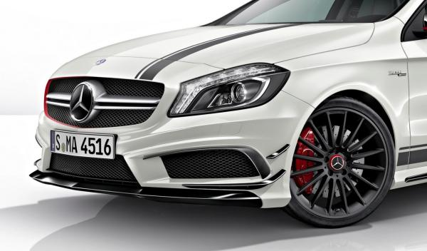 Mercedes A 45 AMG Edition 1 frontal