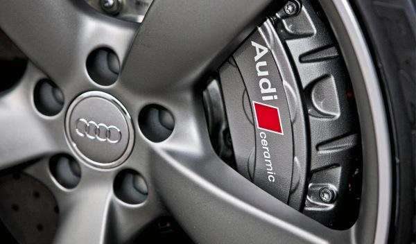 Frenos Gama S de Audi