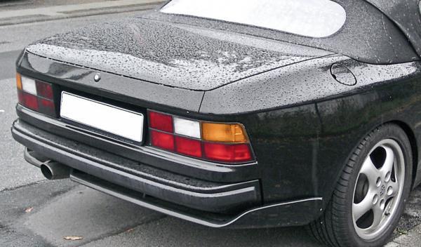 944 Cabrio Porsche trasera