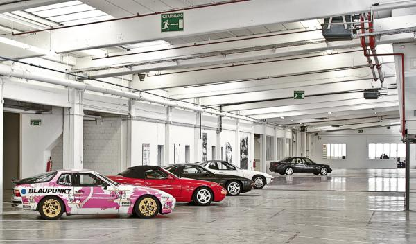 Porsche museo