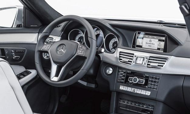 Mercedes Clase E 2013 equipamiento