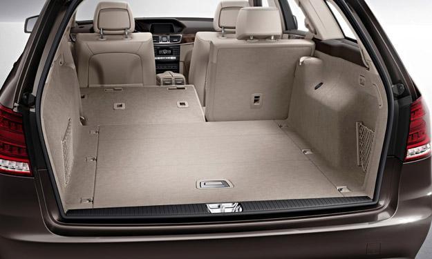 Mercedes Clase E 2013 maletero