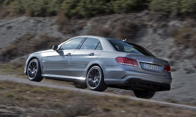 Mercedes E 63 AMG 4Matic S