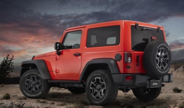 Jeep Wrangler Moab trasera