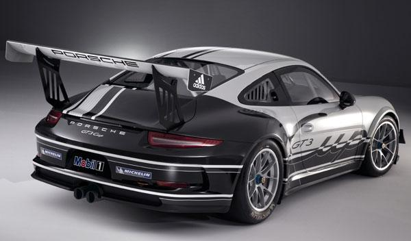 Porsche 911 GT3 Cup trasera