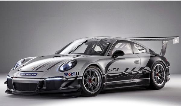 Porsche 911 GT3 Cup lateral