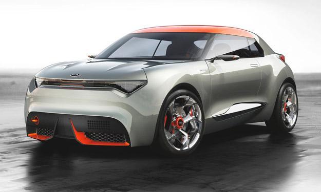 Kia Provo Concept Ginebra 2013