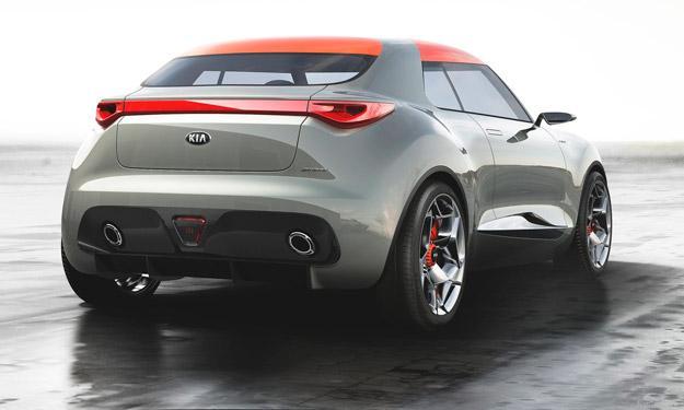 Kia Provo Concept motor