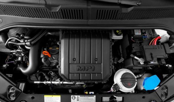 El nuevo Seat Mii Ecofuel 2014 motor
