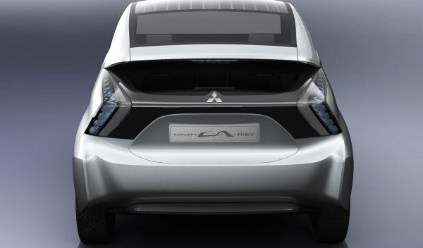 Mitsubishi CA-MIEV Concept trasera