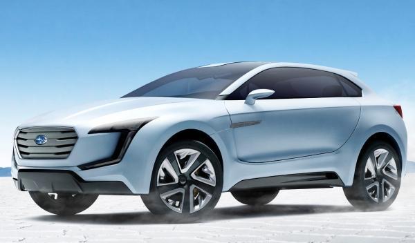 Subaru Viziv Concept delantera
