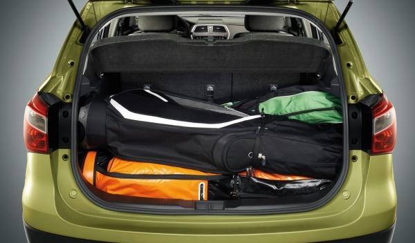 Suzuki SX4 2013, maletero