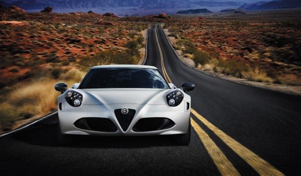 Alfa Romeo 4C Launch Edition Salón de Ginebra 2013