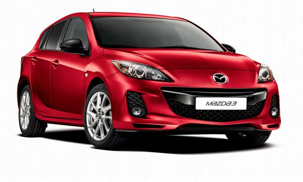 Mazda3 Iruka Salón de Ginebra