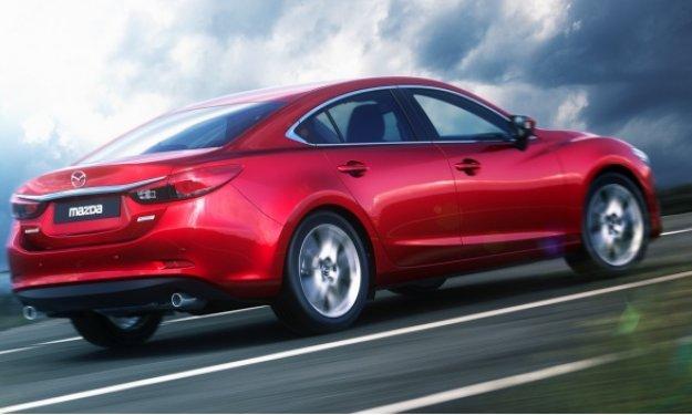 Mazda6 Salón de Ginebra