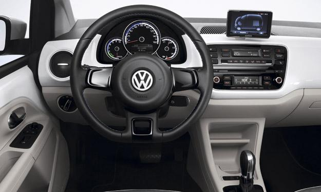 Volkswagen e-up! interior