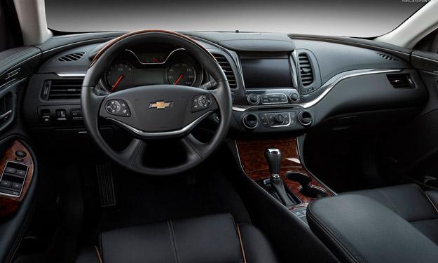 Chevrolet Impala 2014 interior