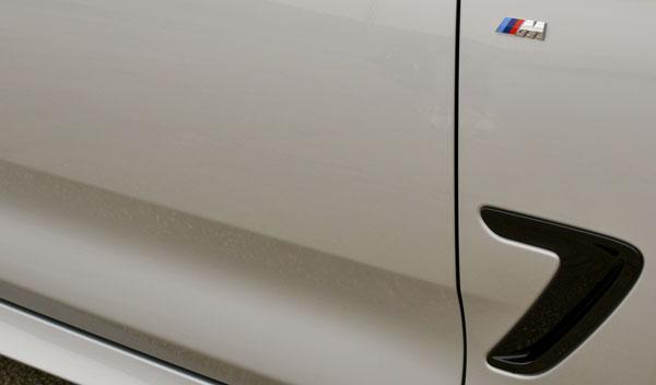 BMW Serie 3 Gran Turismo salidas aire laterales