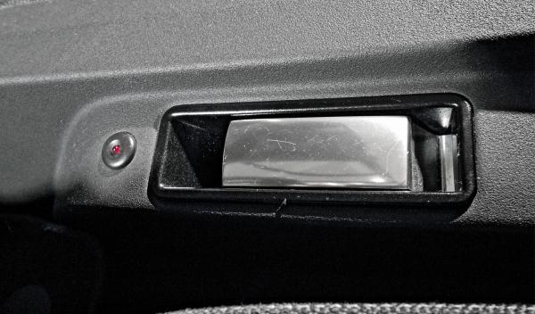 Volkswagen XL1 palanca