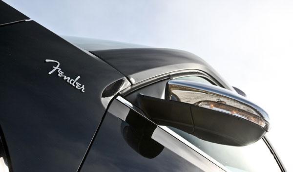 Volkswagen Beetle Fender Edition espejo retrovisor