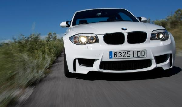 BMW Serie 1M Coupé delantera