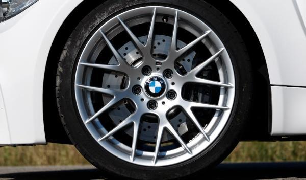 BMW Serie 1M Coupé frenos