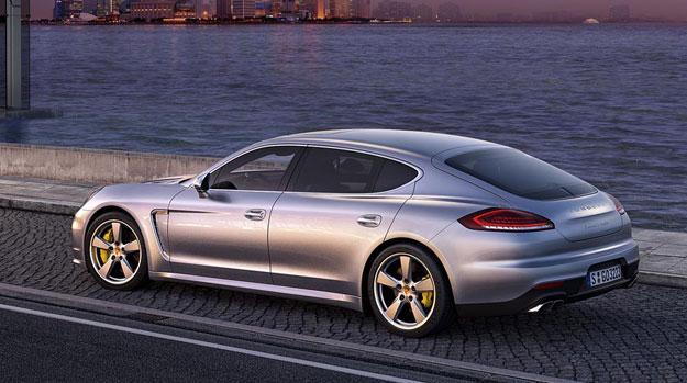 Porsche Panamera 2013 Executive
