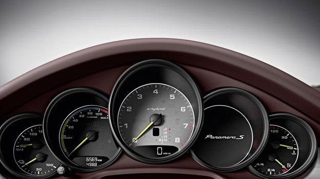 Porsche Panamera 2013 Hybrid consumo