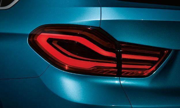 BMW Concept X4 ópticas