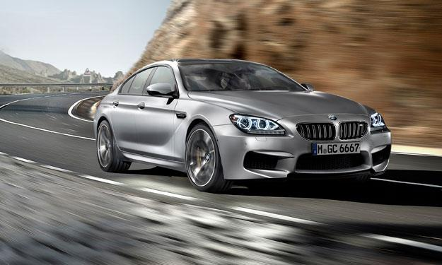 BMW M6 Gran Coupe Serie 3 Gran Turismo  i3 e i8 Concept.