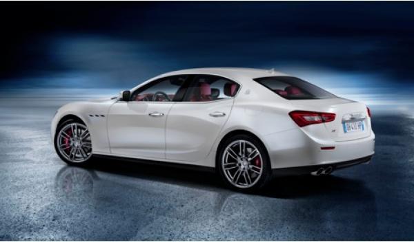 Maserati Ghibli tasera