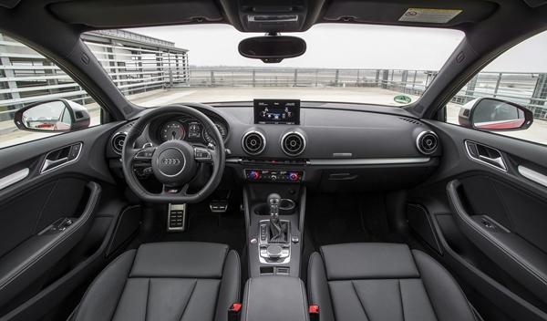 Audi S3 2013 interior 2
