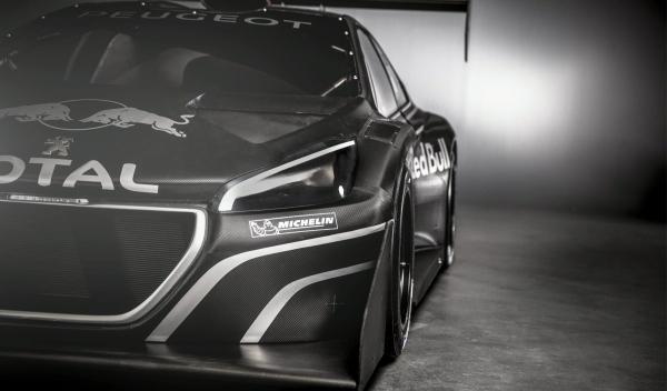 Peugeot 208 T16 Loeb detalle