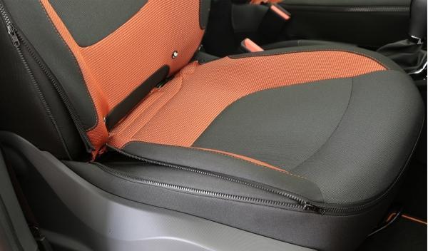 Renault Captur fundas asientos