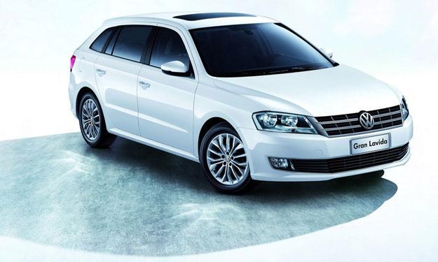 Volkswagen Gran Lavida familiar