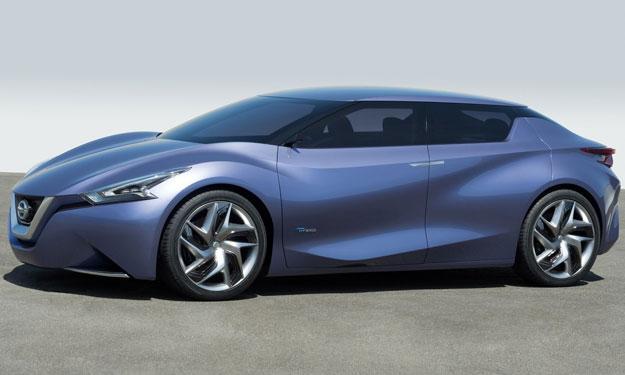 Nissan Friend-ME híbrida