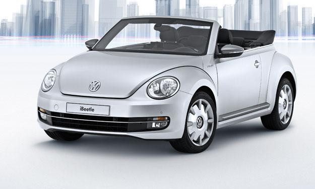 Volkswagen iBeetle Shanghai 2013