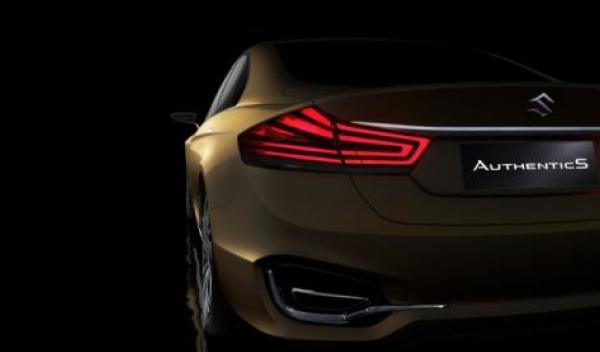Suzuki Authentics Concept faros