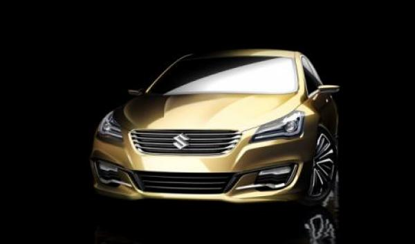 Suzuki Authentics Concept frontal