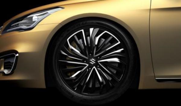 Suzuki Authentics Concept llanta