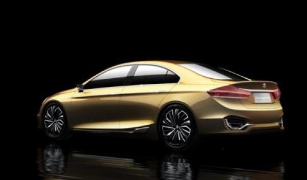 Suzuki Authentics Concept trasera